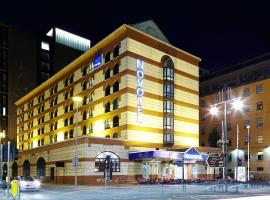 Novotel Birmingham Centre, hotel near Museum of the Jewellery Quarter, Birmingham