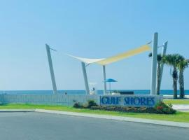 Direct Gulf Views with Deeded Beach Access (#17) - Sleeps 7, apartment in Gulf Shores