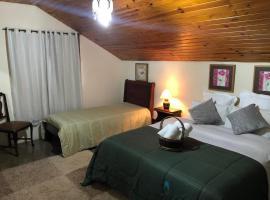 Hospedagem Platô, hotel em Monte Verde