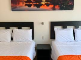 Hotel Diez, hotel en Tampico