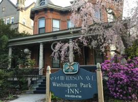 Washington Park Inn, family hotel in Albany