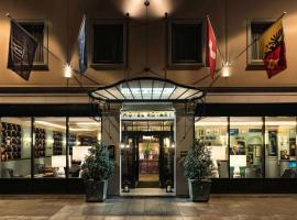 Hotel Rotary Geneva - MGallery, отель в Женеве