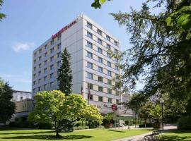 Mercure Besancon Parc Micaud, Mercure hotel in Besançon