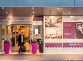 Mercure Rennes Centre Gare, hotel in Rennes