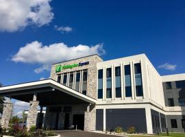 Holiday Inn Express - Grand Island, hotel in zona Aeroporto Internazionale di Niagara Falls - IAG, Grand Island