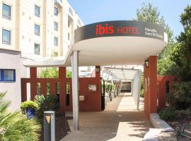 ibis Marseille Centre Gare Saint Charles, отель в Марселе