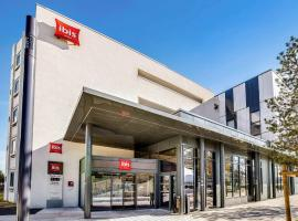ibis Paris Coeur d'Orly Airport, hotel near Paris - Orly Airport - ORY,