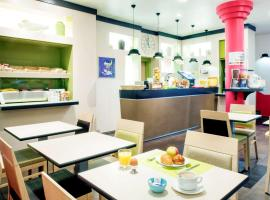 ibis Styles Luxembourg Centre Gare, hotel in Luxembourg