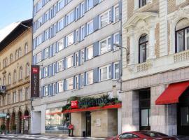 Ibis Budapest City, hotel near Dohany Street Synagogue, Budapest