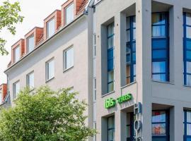 ibis Styles Hotel Aachen City, hotel near Kerkrade Station, Aachen