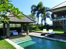 Villa Kawan, отель в городе Танах-Лот