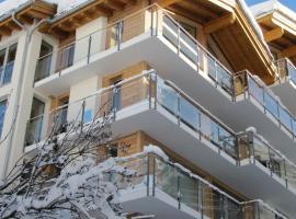 Hörnligrat Apartments, Hotel in der Nähe von: Sunnegga-Blauherd, Zermatt