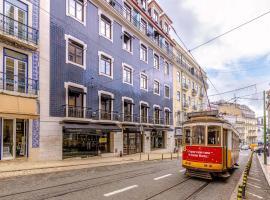 9Hotel Mercy, hotel near Lisbon Botanical Garden, Lisbon