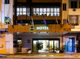 B&B Hotels Rio Copacabana Posto 5, hotel in Rio de Janeiro
