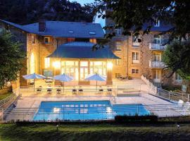 Hôtel Mercure Saint-Nectaire Spa & Bien-être, hôtel à Saint-Nectaire