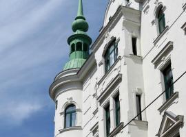 Hotel-Pension Wild, hotel in Vienna City Centre, Vienna