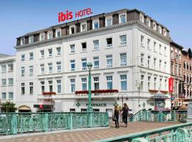 ibis Charleroi Centre Gare, hotel in zona Aeroporto di Bruxelles Sud-Charleroi - CRL, Charleroi