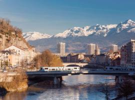 ibis Grenoble Gare, hotel in Grenoble