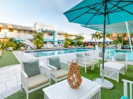 The Vagabond Hotel, hotel in Miami
