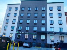 Wingate by Wyndham JFK Airport, Far Rockaway NY, hotel near John F. Kennedy International Airport - JFK, Queens