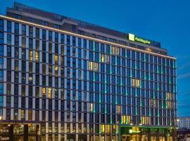 Holiday Inn Berlin-Alexanderplatz, hotel near Berlin TV Tower, Berlin
