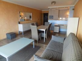 romanza 104, pet-friendly hotel in Middelkerke