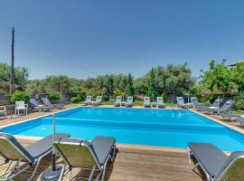 Valentina Apartments, hotel with pools in Gouves