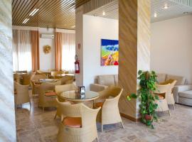 Hotel Kristall, отель в Диано-Марина