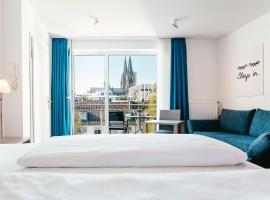 Haus am Dom - Apartments und Ferienwohnungen, hotel near Cologne Central Station, Cologne