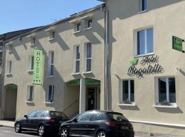 Hôtel Restaurant Bagatelle, hôtel à Pont-à-Mousson près de: Golf de Metz Chérisey