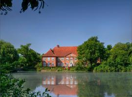 Herrenhaus Borghorst, Hotel in der Nähe von: Hauptbahnhof Kiel, Osdorf