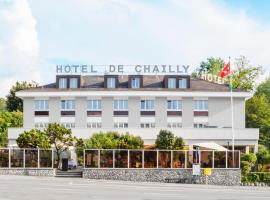 Hôtel de Chailly, hotel in Montreux