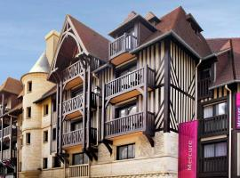 Mercure Deauville Centre, four-star hotel in Deauville