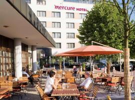 Mercure Hotel am Messeplatz Offenburg, Hotel in Offenburg