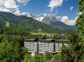 Mercure Hotel Garmisch Partenkirchen, pet-friendly hotel in Garmisch-Partenkirchen