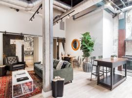 506 Lofts, vacation rental in Nashville