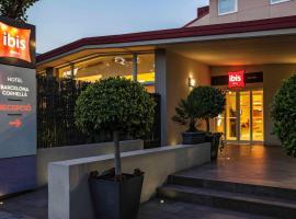 Ibis Cornella, hotel near Barcelona El Prat Airport - BCN, Cornellà de Llobregat