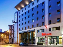ibis Glasgow City Centre – Sauchiehall St, accessible hotel in Glasgow