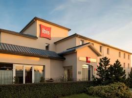 ibis Thionville Porte du Luxembourg, hôtel à Yutz