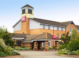 ibis Wellingborough, hotel near Northampton Cathedral, Wellingborough