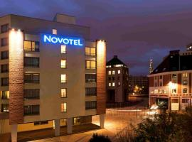 Novotel Lille Centre Gares, hotel near Lille Europe Train Station, Lille