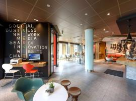 ibis Wuppertal City, accessible hotel in Wuppertal