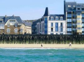 Mercure St Malo Front de Mer, отель в Сен-Мало