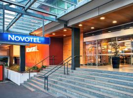 Novotel Wellington, hotel in Wellington