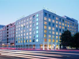 Novotel Berlin Mitte, hotel near Gendarmenmarkt, Berlin