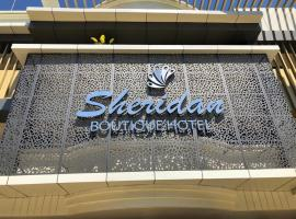 Sheridan Boutique Hotel, hotel in Puerto Princesa City