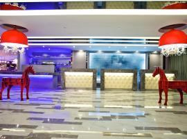 富驛時尚酒店,台南的飯店