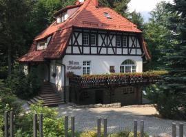 Mon Plaisir – hotel w pobliżu miejsca Wyciąg narciarski Biały Jar w mieście Karpacz