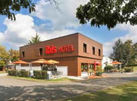 ibis Le Mans Est Pontlieue, hotel in Le Mans