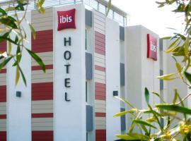 ibis Salon de Provence, hotel near Pont Royal International Golf Course, Salon-de-Provence
